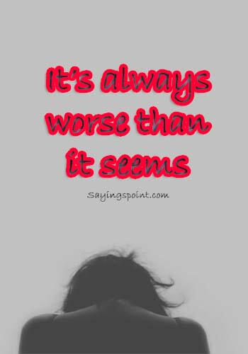 Depression Quotes - depression quotes about life