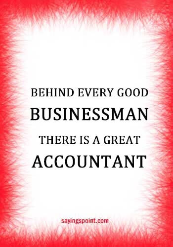 """Accounting Quotes for Students - """"To be successful, you should concentrate on the world of companies, not arcane accounting mathematics."""" —Warren Buffett"""