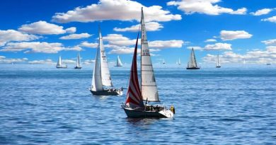sailing sayings good luck