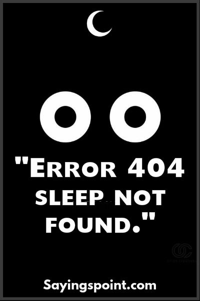 90 Best Insomnia Sayings and I Can\'t Sleep Quotes